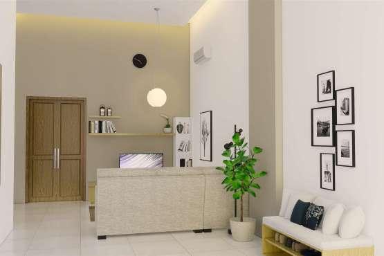 desain ruang tamu minimalis bogor
