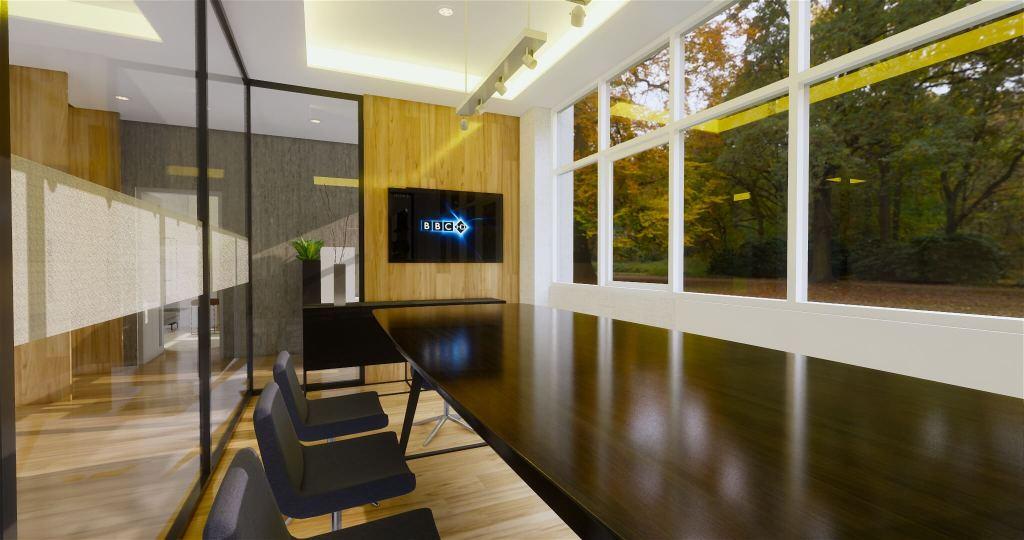 Desain interior ruang meeting