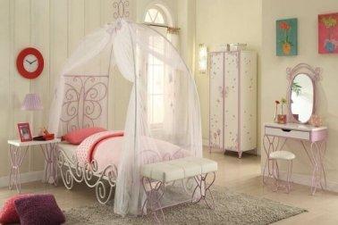 ide desain kamar tidur anak remaja perempuan