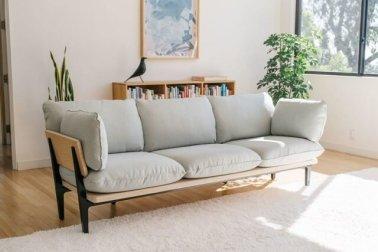 sofa minimalis di bawah 2 juta