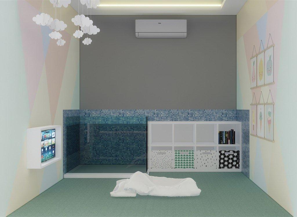 desain interior baby spa