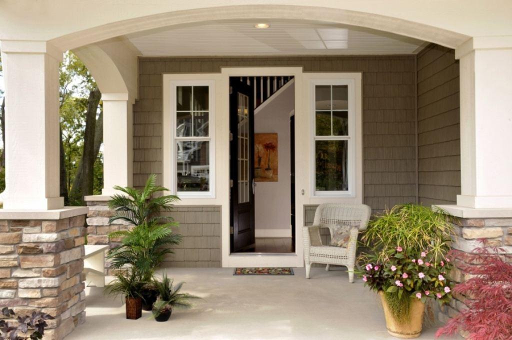 model batu alam yang cocok untuk mempercantik teras rumah