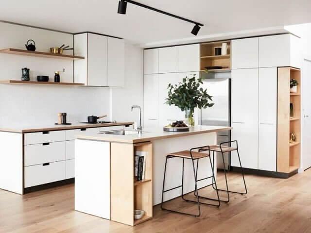 Tips Bagaimana Mendesain Dapur Minimalis Modern Interiordesign Id