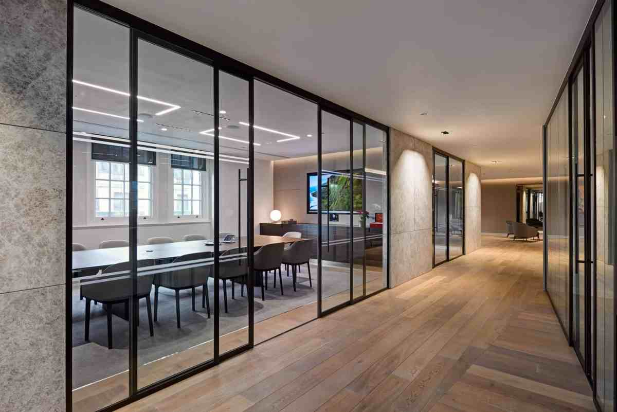 Saranac Partners - Relocation & Fit Out in Central London