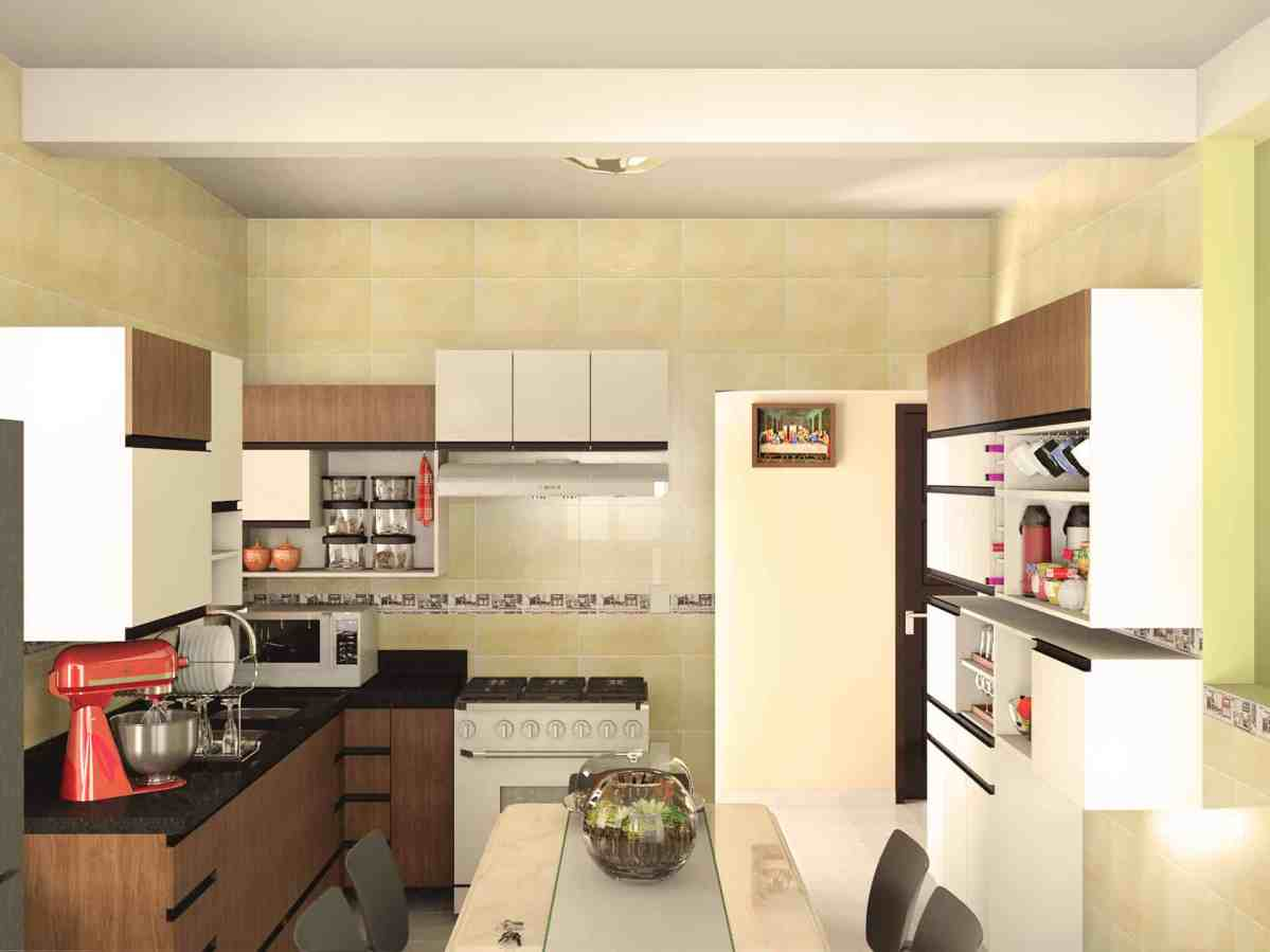Interior Design: Planned Kitchen