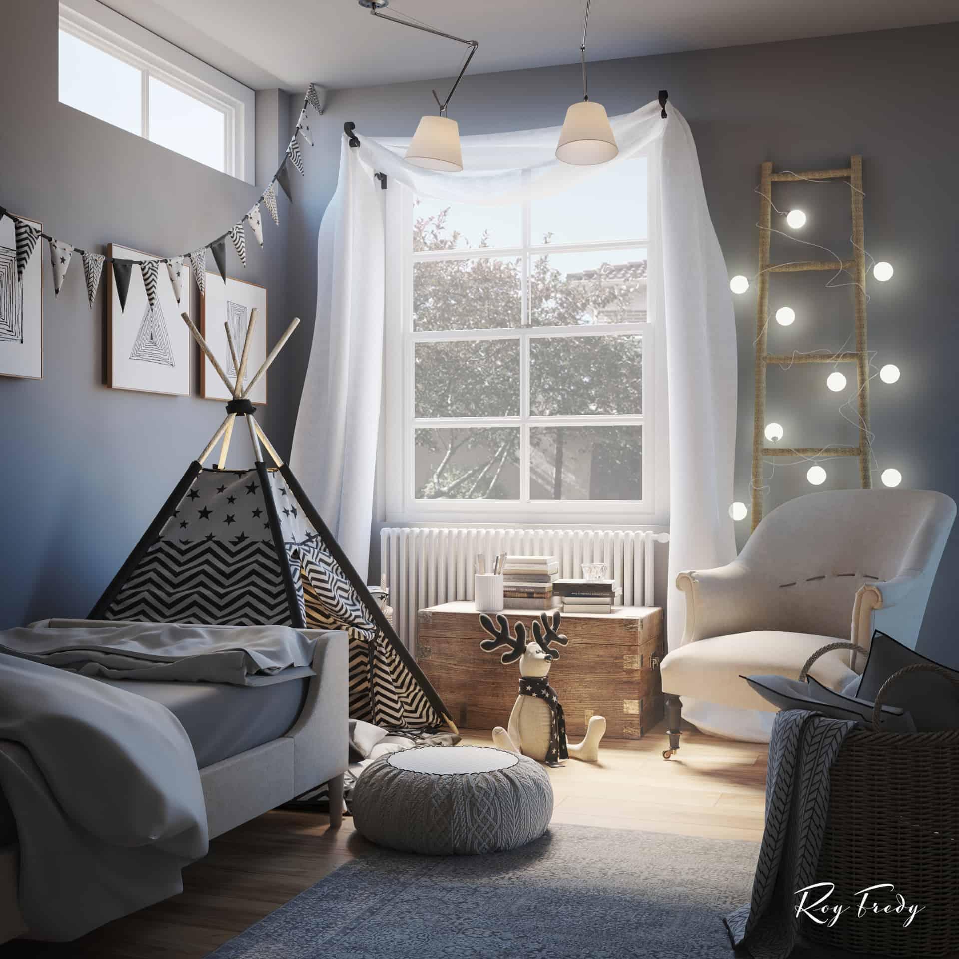 Little Tippi – Bedroom