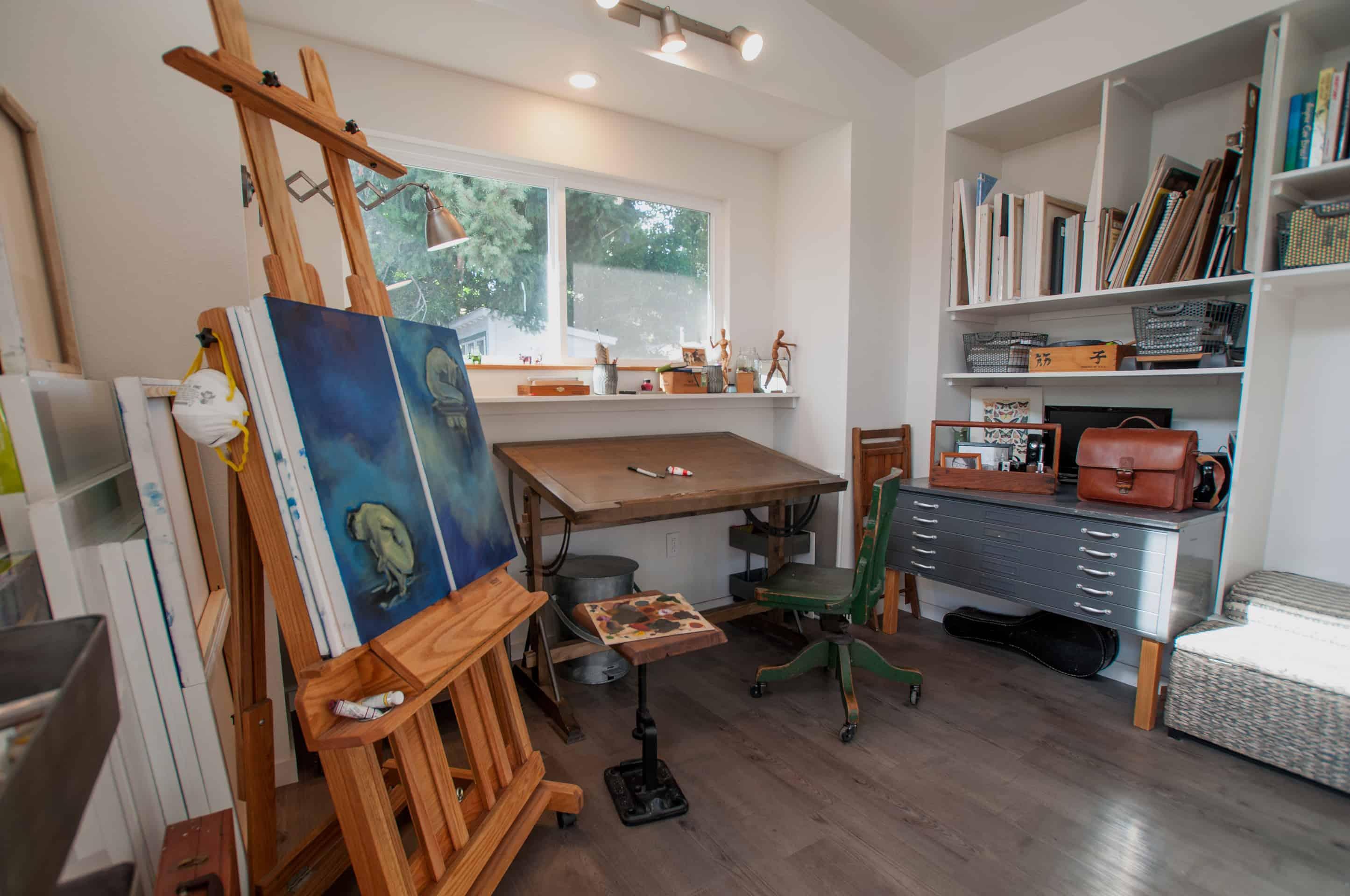 Design Tiny Home: Art Studio & Tiny House