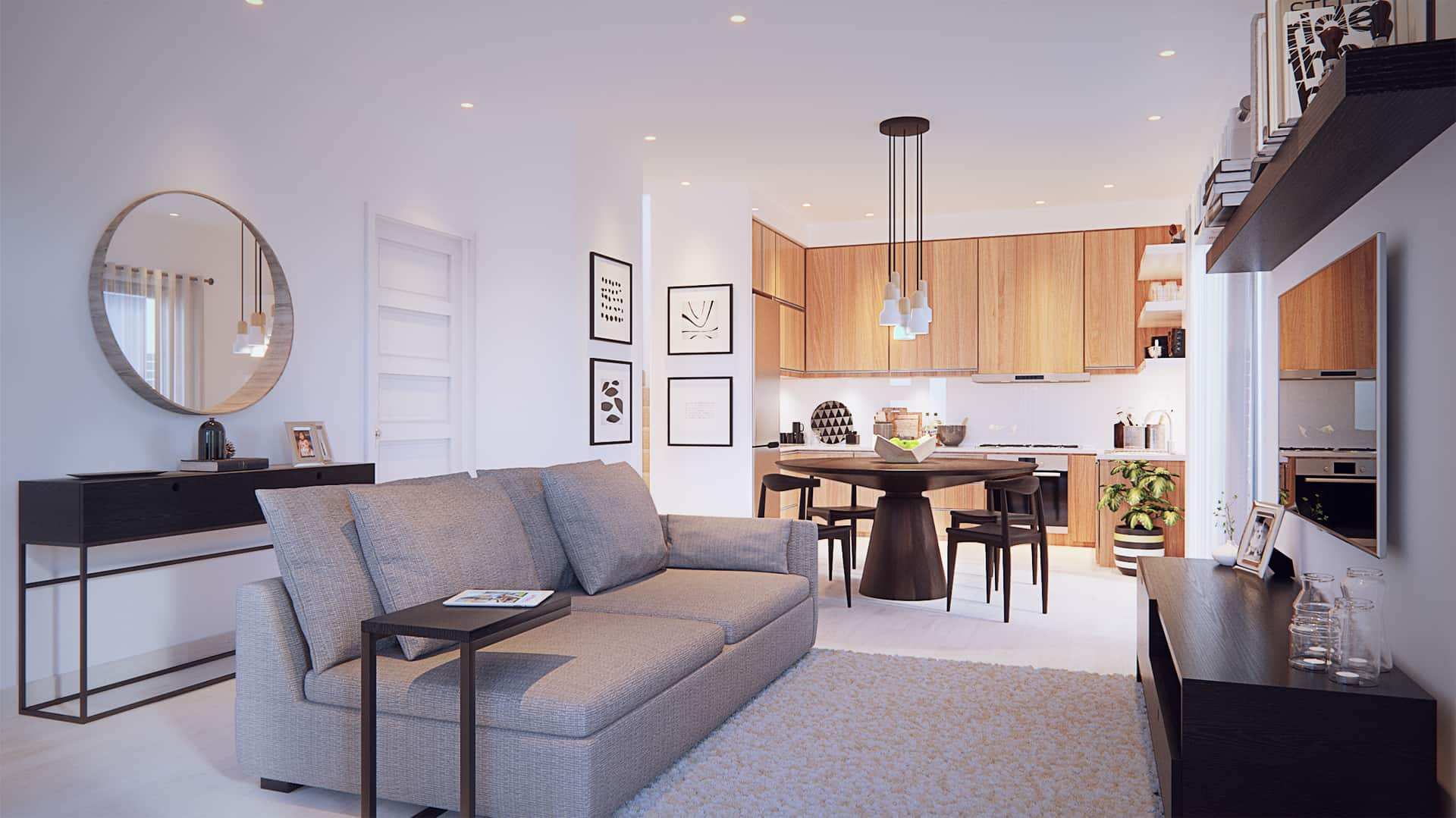 Lawson Residence Interior Designio