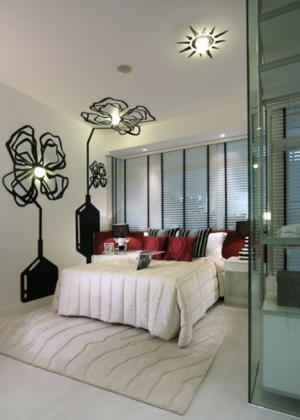 unique bedroom room decorating ideas Romantic Interior Design Ideas Master Bedroom