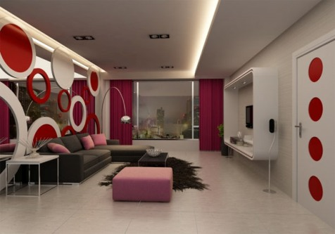 Interior Paint Ideas for the Living Room  Interior design