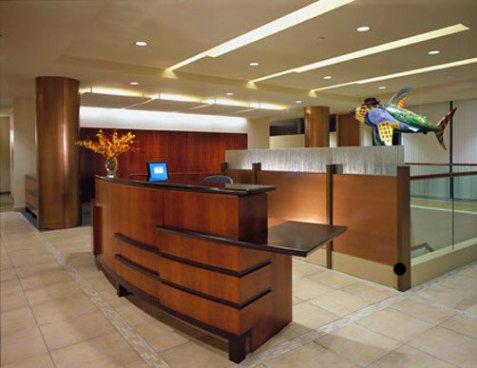 Office Reception Interior Design Reception Area