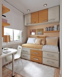 Small Space bedroom interior design ideas - Interior design