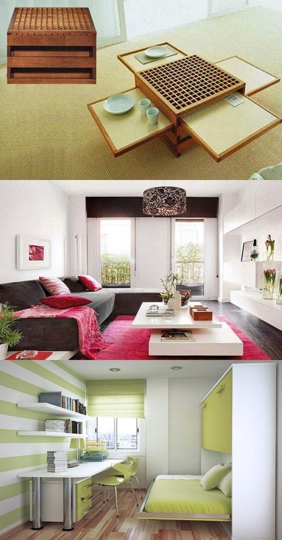Modern Interior Design ideas for Small Spaces  Interior