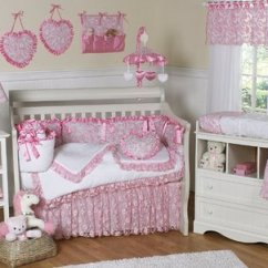 White Indoor Rocking Chair Accent Chairs Black And Baby Girls' Nursery Decorating Ideas - Interior Design