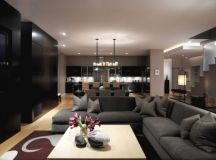 Contemporary Living Room Decorating Ideas - Interior design