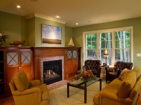 interior paints for living room light colors walls modern cottage design