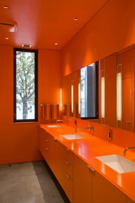 Accessories Bathroom Peach