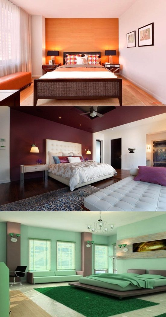 Bedroom Colors And Moods Main Color
