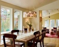 Best Ideas for Dining Room Lighting - Interior design