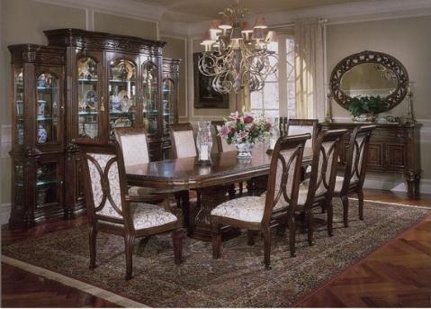 Classic Dining Room Designs from Aico Furniture  Interior