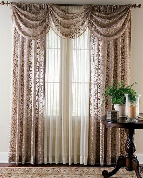 Curtain Designs Ideas