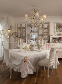 French Shabby Chic Furniture - Interior design