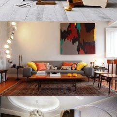 Living Room Decor Ideas Grey Walls Better Homes And Gardens Design Modern Vintage Interior -