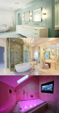 The Best Bathroom Lighting Ideas - Interior design