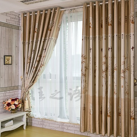 Bedroom Blackout Curtains  Prevent Light  Interior design