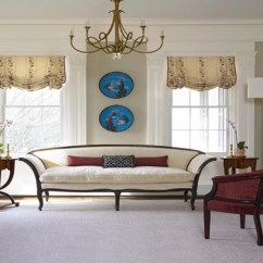 Window Treatment Ideas Small Living Room Better Homes And Gardens Chairs - Interior Design