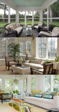 Best Sunroom Design, Colors Ideas - Interior design