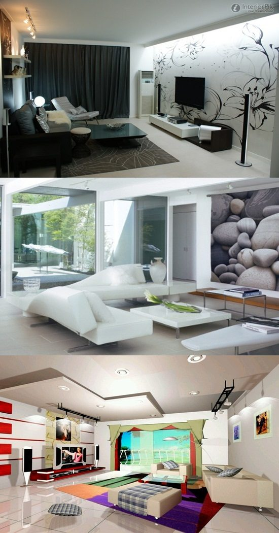 Ultramodern Living Room design ideas  Interior design