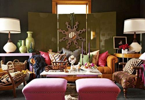 Unusual Living Room Decorating Ideas