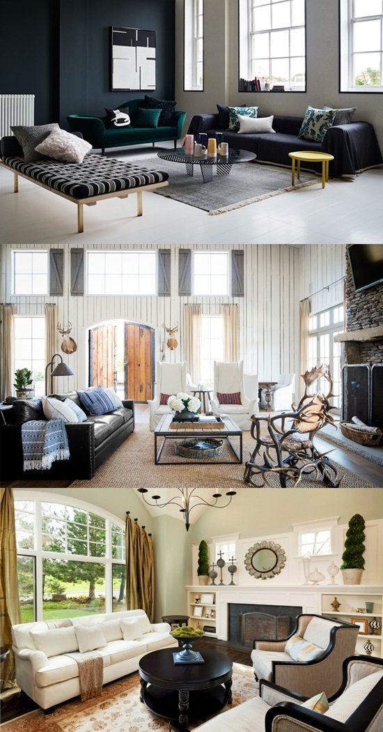 Useful Living Room Decoration Tips  Interior design