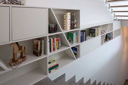 7 Brilliant Bookcase Designs - Interior design