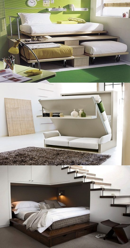 SpaceSaving Furniture for Small Homes  Interior design