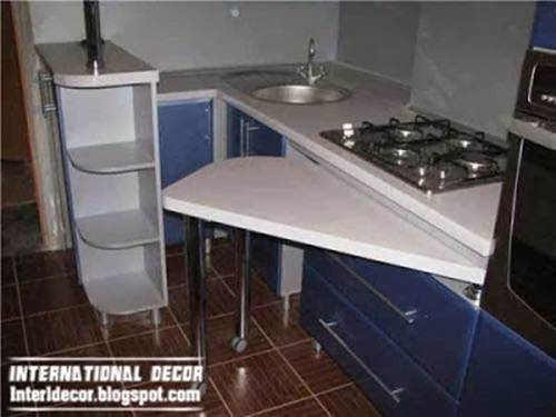 under kitchen cabinet lighting options cabinets columbus ohio space-saving solutions for small kitchens - interior design