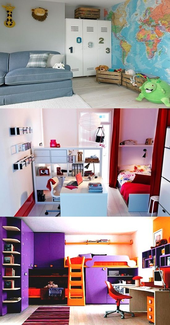 how to decorate a long living room two color paint ideas creative teen dorm storage and design ...