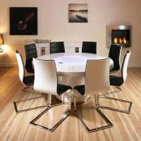 How to choose the right round glass table and chairs ...