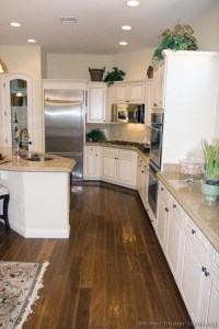 Kitchen Tile Backsplash Ideas with White cabinets ...