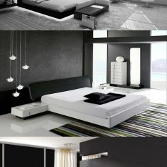 Black And White Wallpaper Ideas For Living Room Red Decorations Modern Bedroom Design