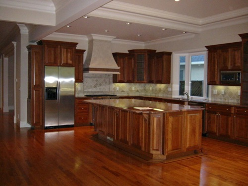 mahogany kitchen cabinets sink cleaner wood cabinet choices - interior design