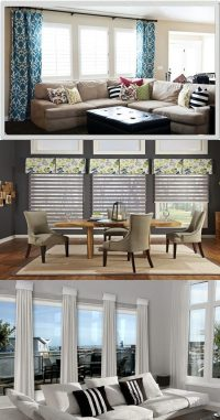 Great Ideas for Window Treatments - Interior design