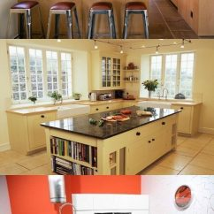 Compact Appliances For Small Kitchens Painted Kitchen Islands Outstanding Space-saving Solutions ...
