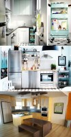 Smart & Space Saving Ideas for Small Kitchens   Interior ...
