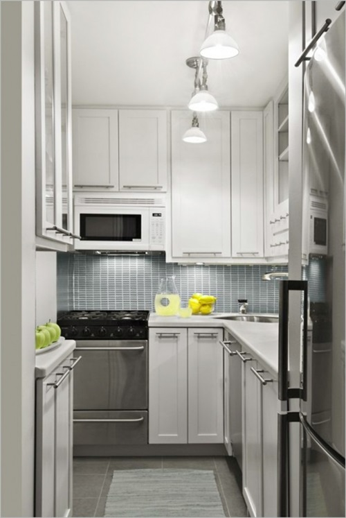 Smart  SpaceSaving Ideas for Small Kitchens