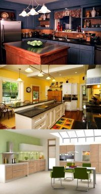 Amazing Tips on Picking Paint Colors for a Kitchen ...