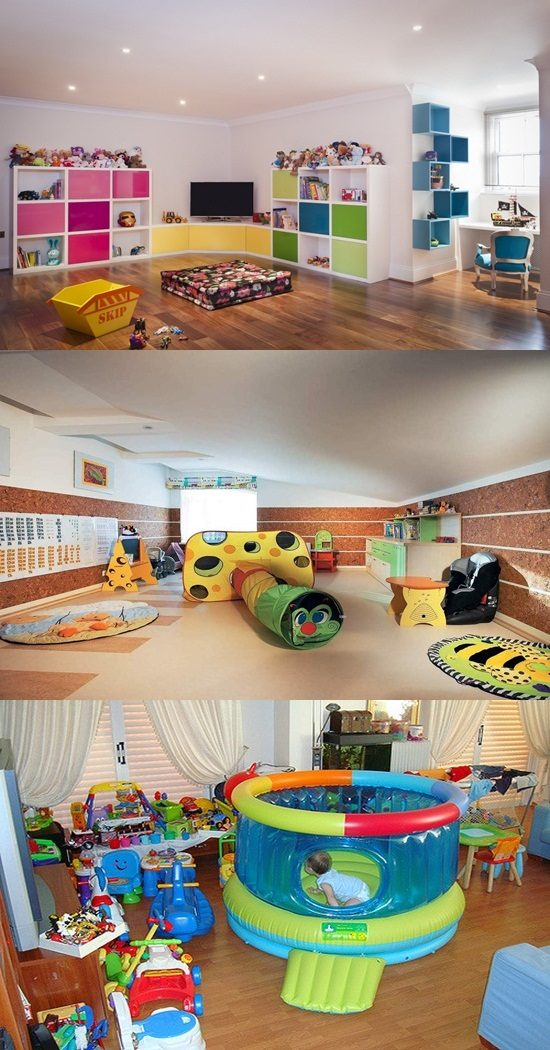 How To Organize Your Kids Toys Room Interior Design