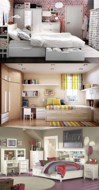 Practical Storage Solutions for small Bedrooms - Interior ...