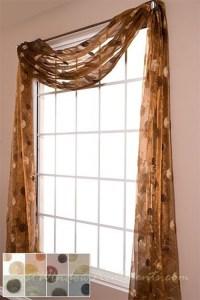 Beautiful Cottage Style Curtains - Interior design